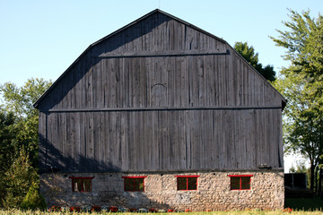 Beautiful Farm Barn
