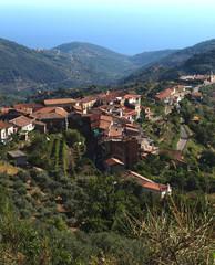 Dorf in Süditalien - Cilento