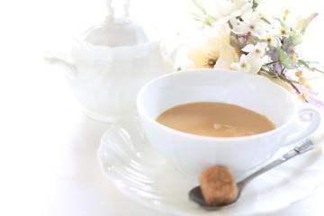 Milk tea and brown sugar