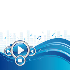 music play background