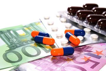 Money for drugs