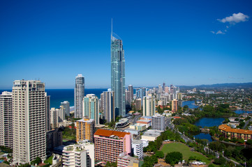 Gold Coast by day