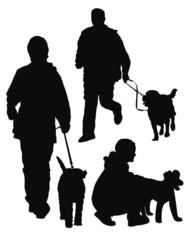 Hund und Mensch II