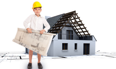 Future architect and house project