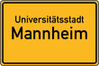 Universitätsstadt Mannheim