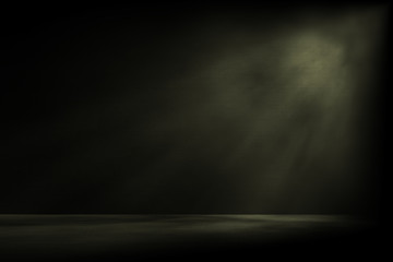 Hintergrund Licht Steinwand