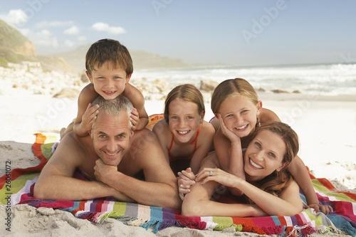 Nude foto family