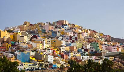 Wall Mural - Las Palmas de Gran Canaria