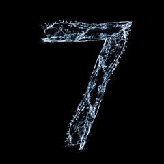 Zahl - 7