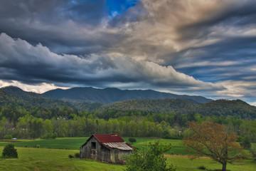 Smoky Mountain Barn