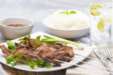Thai barbecue - 36