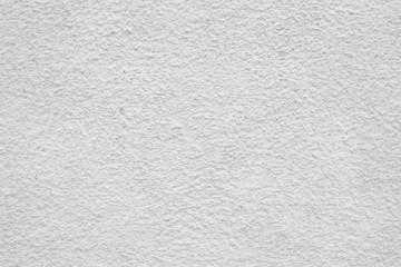 White rough wall