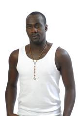 jeune homme sénégalais