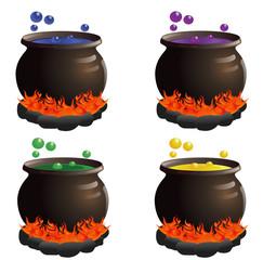 Cauldron Set