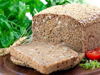 gesundes Brot