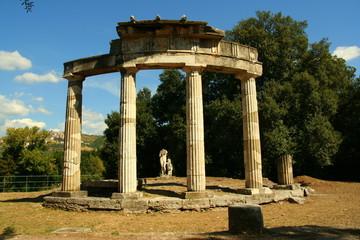 Villa Adriana - Tempio di Venere