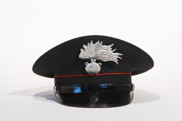 Carabinieri Uniform Kappe