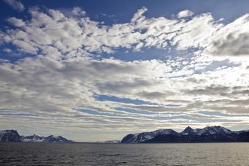 hornsund landscape