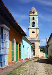 Iglesia San Francisco in Trinidad