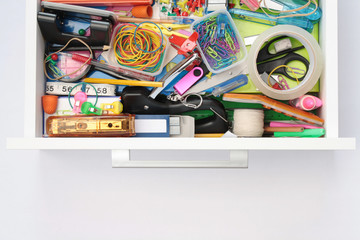 Magical World of the Office Stationery Drawer