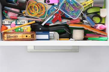 Secrets of the Stationery Drawer Exposed