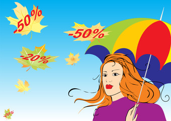 Autumn discounts