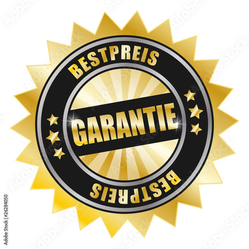 bestpreis garantie stockfotos und lizenzfreie vektoren auf bild 26284050. Black Bedroom Furniture Sets. Home Design Ideas