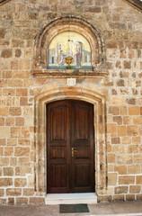drzwi do kapliczki