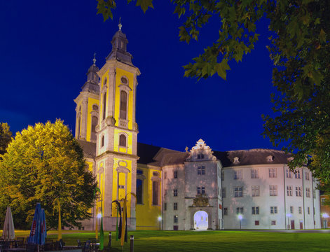 Deutschordensschloss Bad Mergentheim