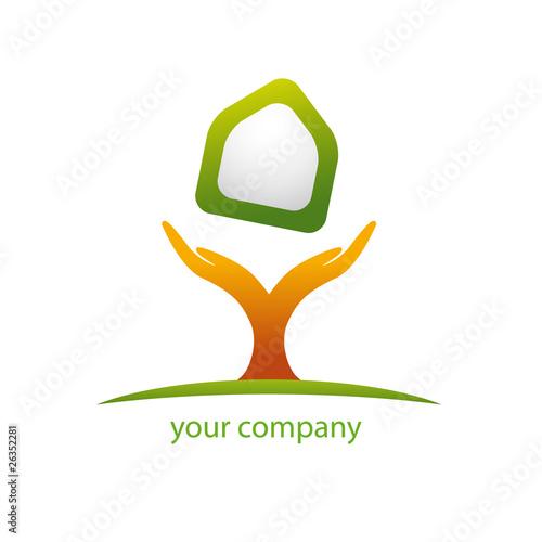 """Super logo entreprise, bâtiment"""" fichier vectoriel libre de droits sur  JG54"""