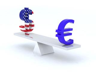 dondolo dollaro euro