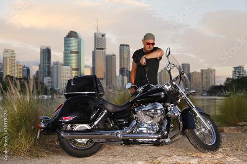 фото мотоциклы на стену