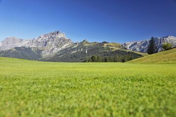 Golf en montagne