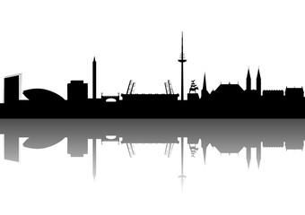 Bremen Silhouette