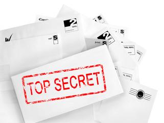 Top secret mail