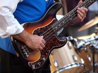 Baßgitarrist