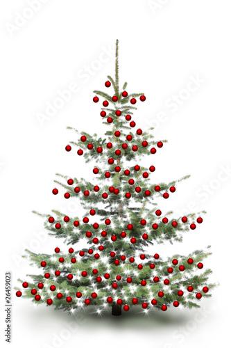 dekorierter weihnachtsbaum my blog. Black Bedroom Furniture Sets. Home Design Ideas