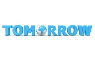 Tomorrow World Blue