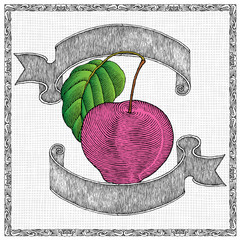 apple and banners