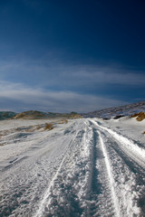 Road to the Icecap, Greenland