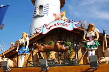 Oktoberfest Spanferkel