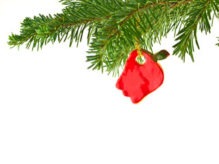 Christmas Tree Holiday Ornament Hanging