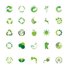 绿色环保标识