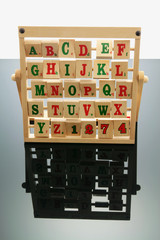 Alphabets with Rack