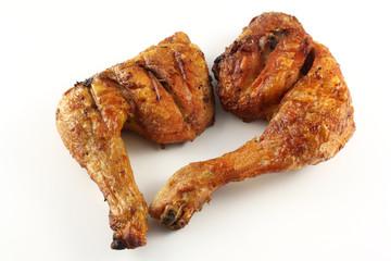 Cosce di Pollo grigliate