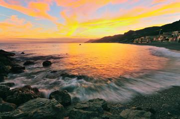 Spiaggia Cogoleto Liguria