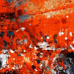 Fototapete - grunge paint background