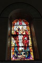 Paris14-Eglise-Saint-Pierre-de-Montrouge:Vitrail