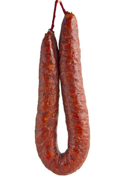 spanische Wurst Chorizo