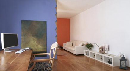 appartamento giovanile. interno